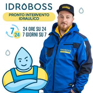 <strong>Con Idroboss® non resti più senza acqua calda!</strong>